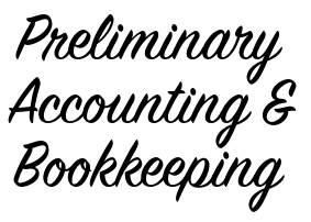 Preliminary Accounting & Bookkeeping - Income Tax Help - Beltline, AB logo